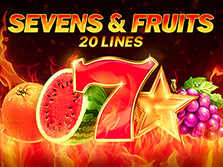 Sevens and Fruits: 20 Lines