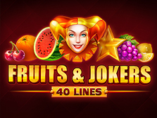 Fruits and Jokers: 40 lines